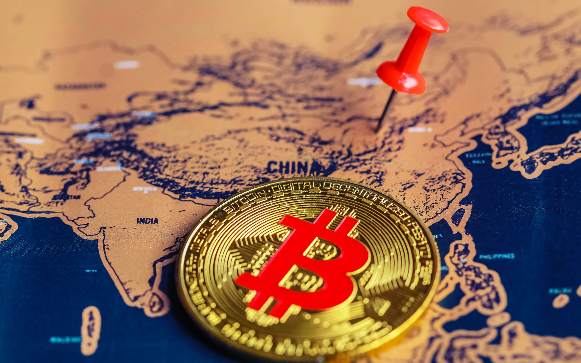 bitcoin booming in china