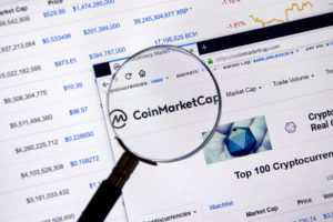 coinmarketcap unreliable crypto data