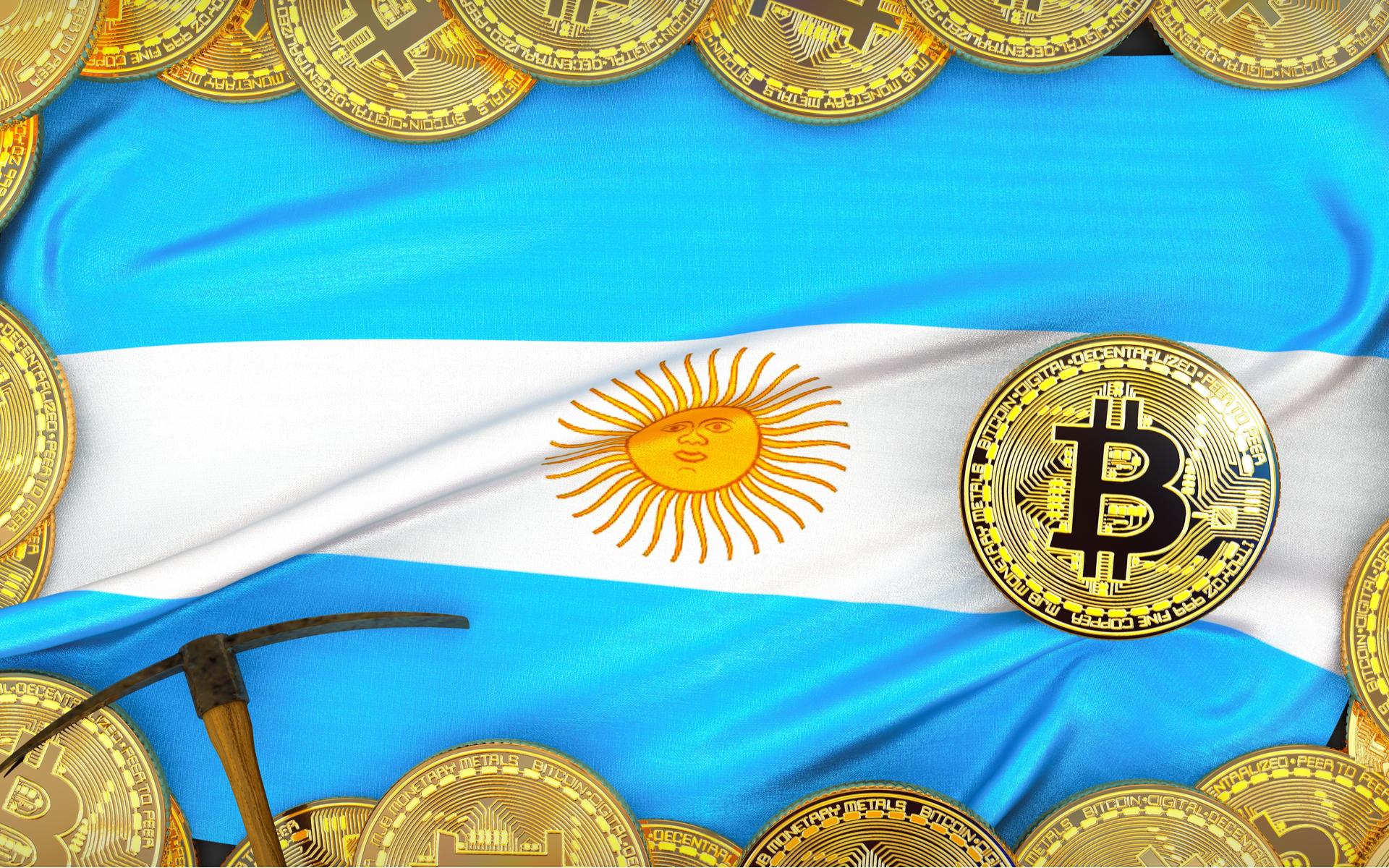 Argentina bitcoin activity rising