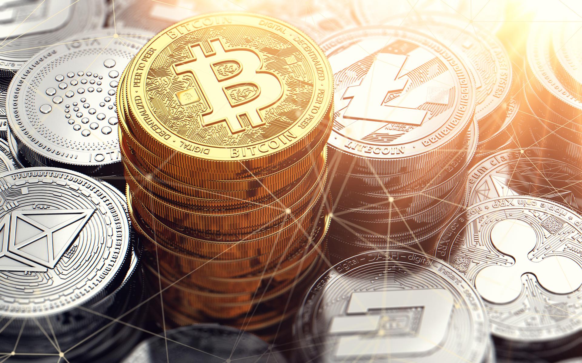 Bitcoin price and dominance rally