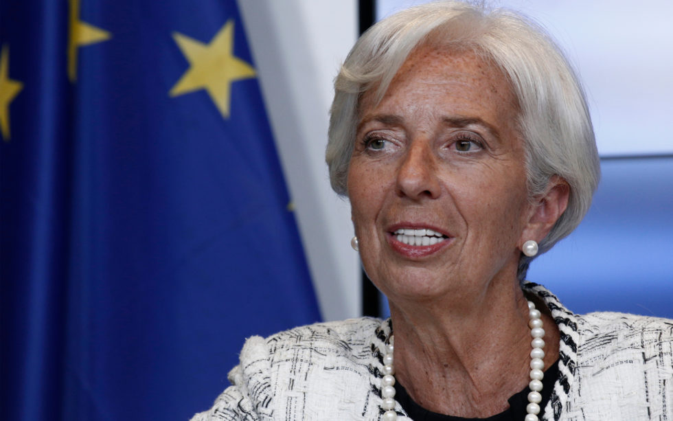 Christine Lagarde Bitcoin friendly