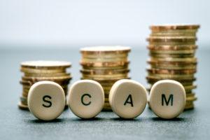 tron trx ponzi scheme scam