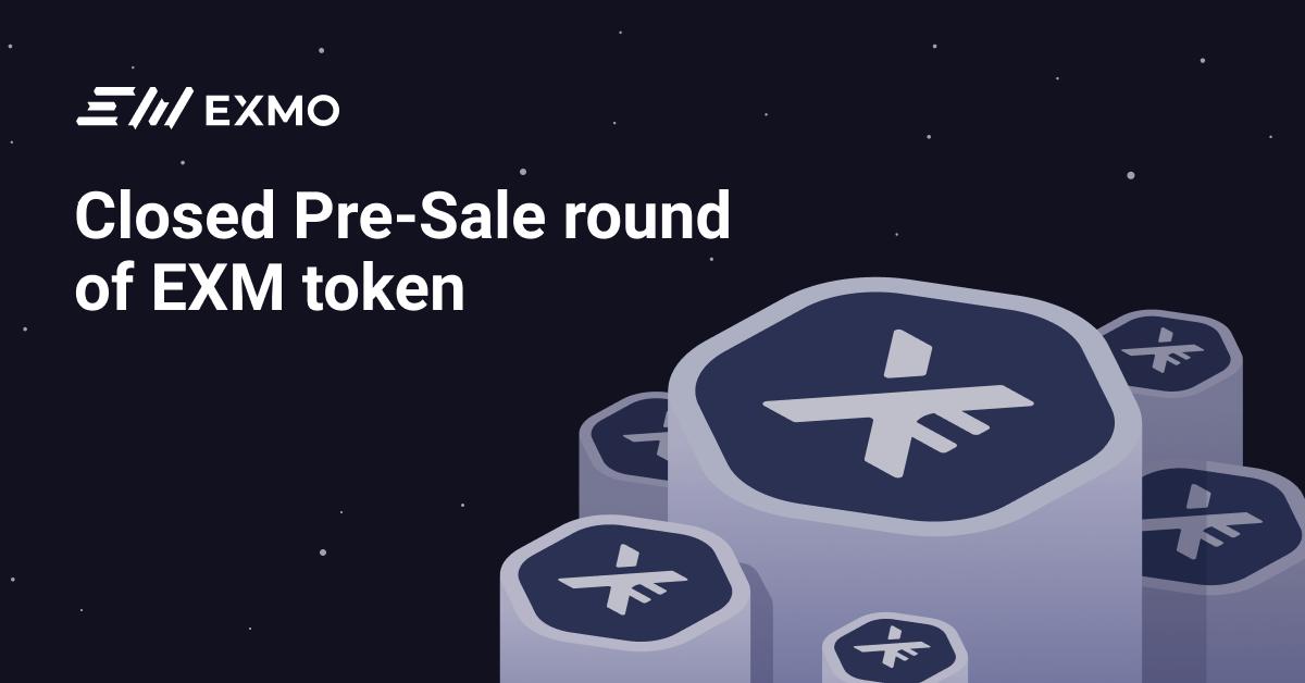 EXMO coin pre sale