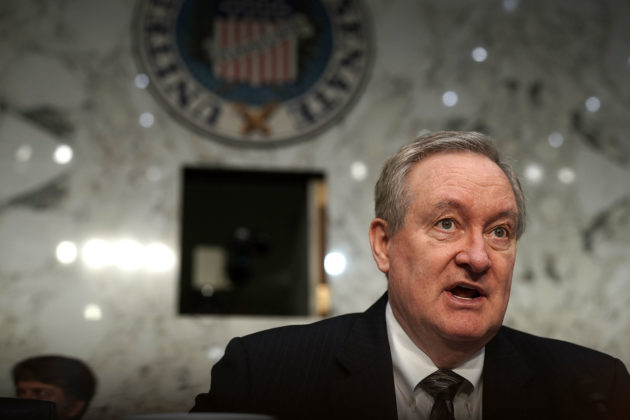 Banking Committee Chairman Crapo: US Couldn't Ban Bitcoin