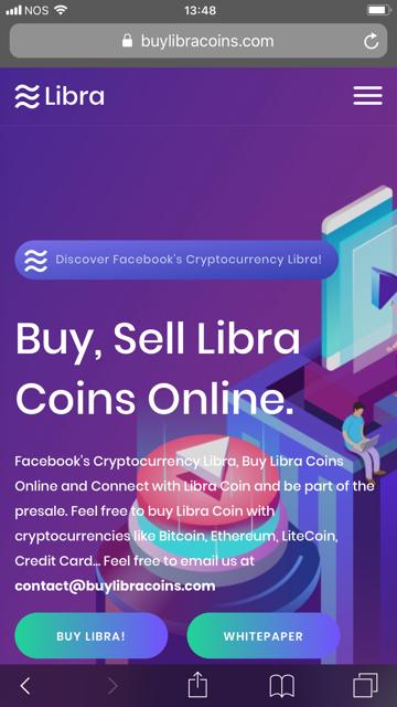 BuyLibraCoins.com