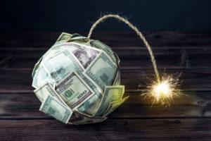 bitcoin adoption financial crisis