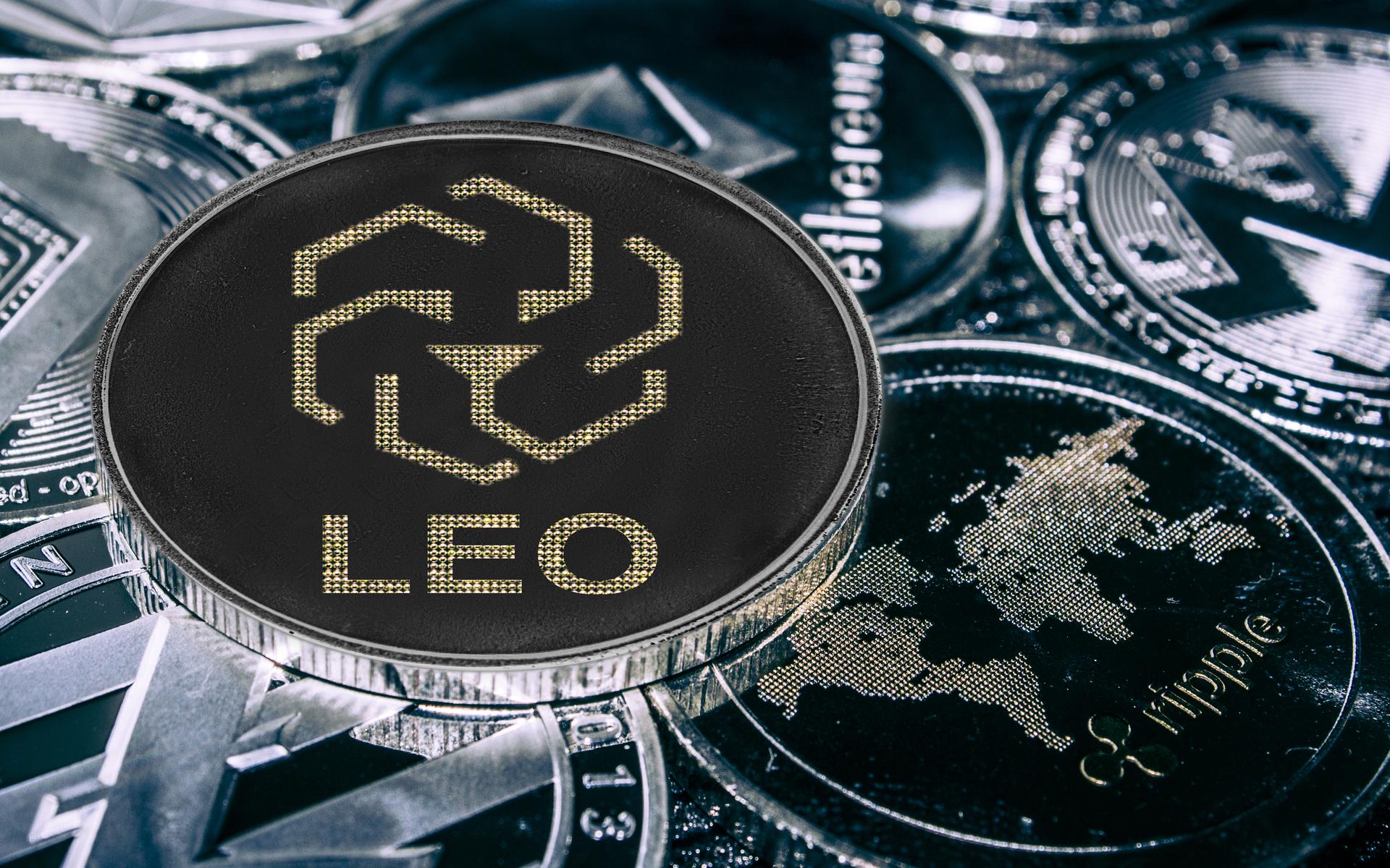 LEO Bitfinex Bitcoin