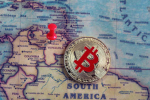 bitcoin adoption rising in venezuela