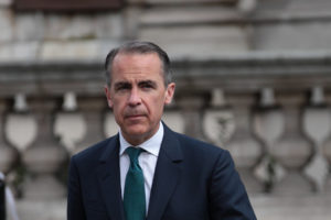 mark carney proposes global cryptocurrency