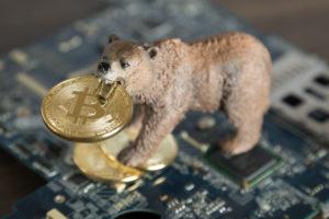 bitcoin price bearish