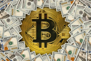 Bitcoin price equals million USD