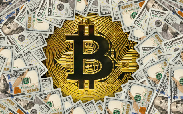 Bitcoin equals million USD