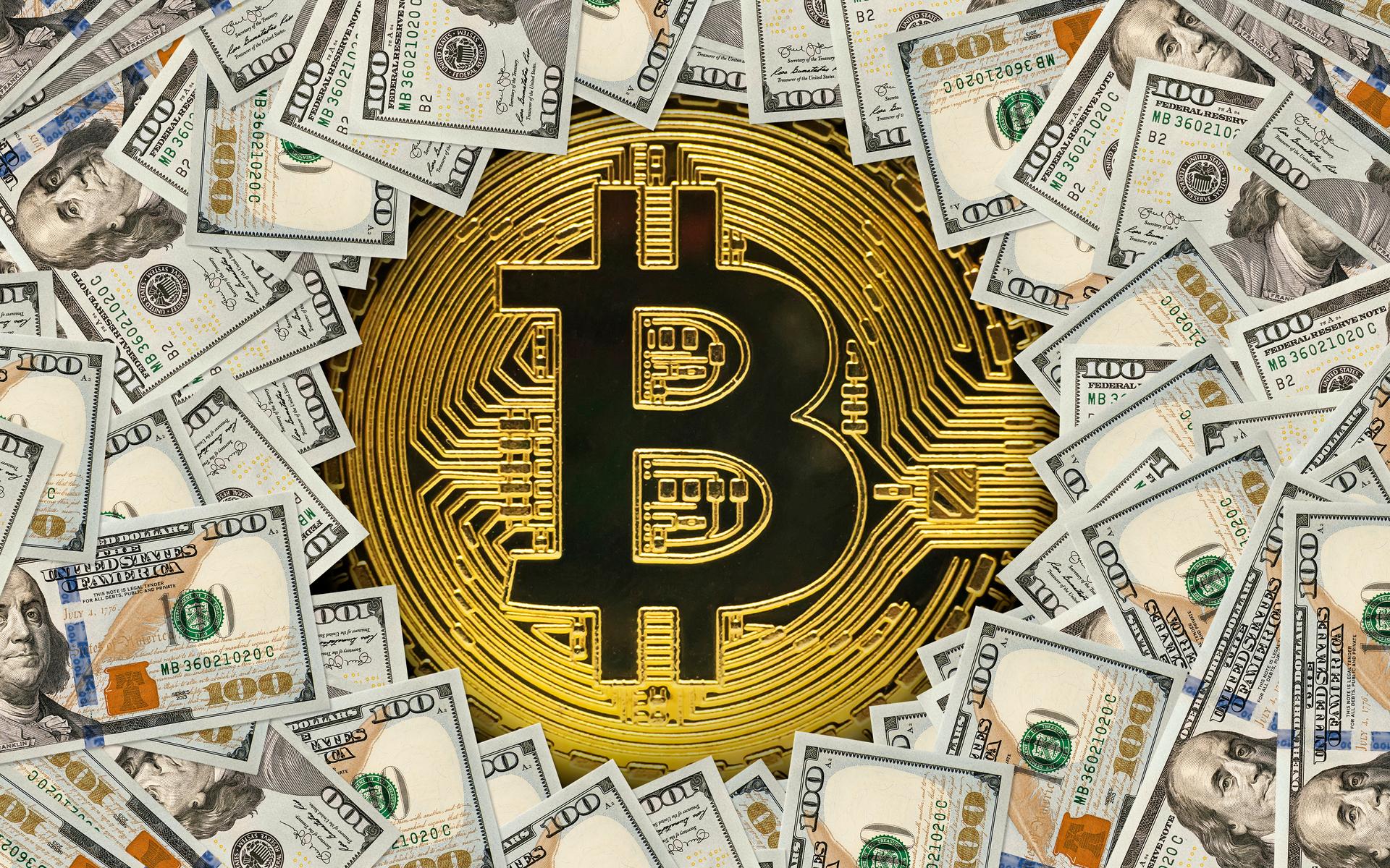 Bitcoin equals million USD