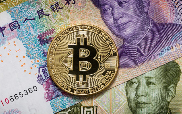 bitcoin and cny yuan