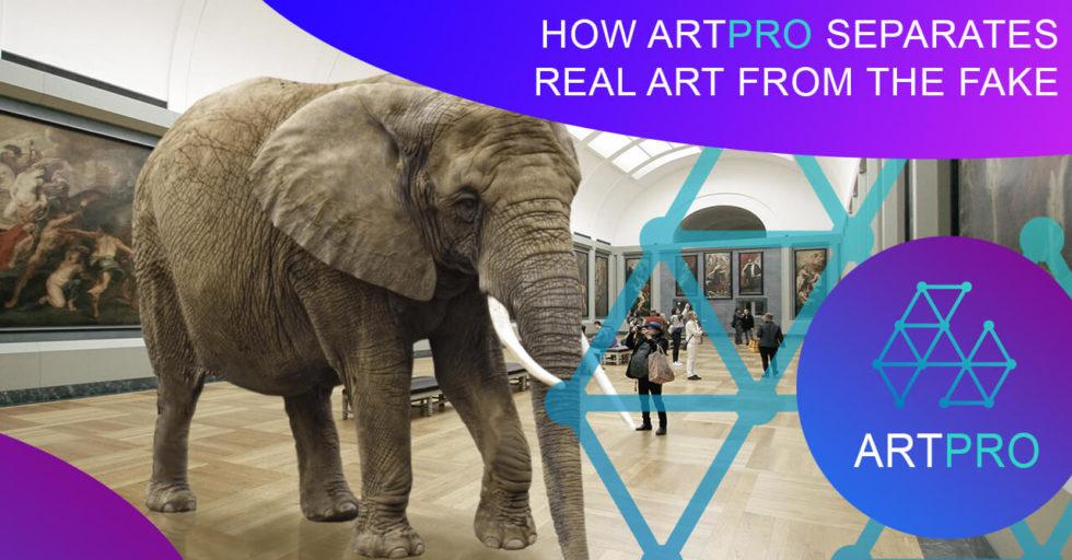 artpro art blockchain p2p