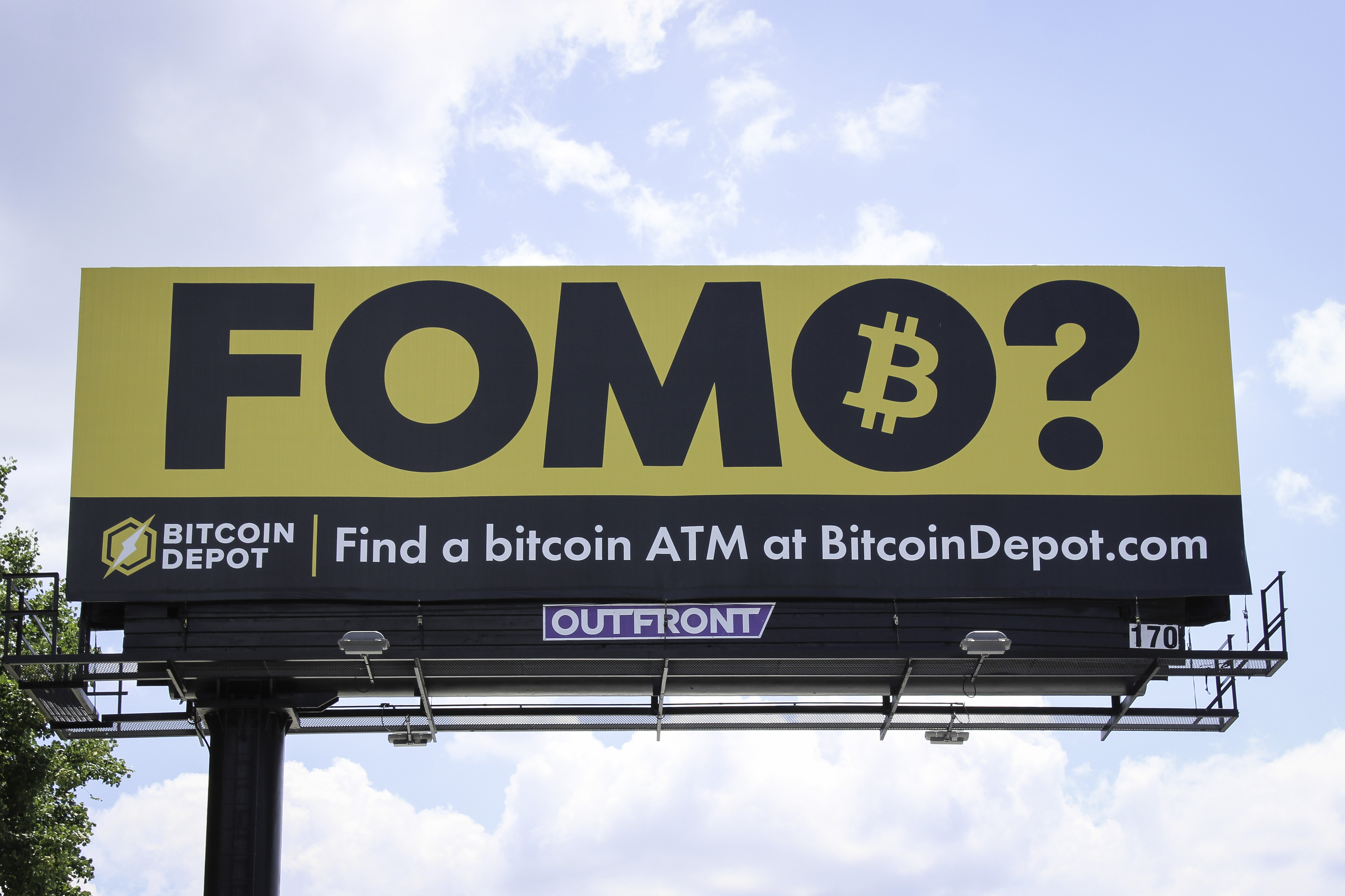 Bitcoin and cryptocurrency atm