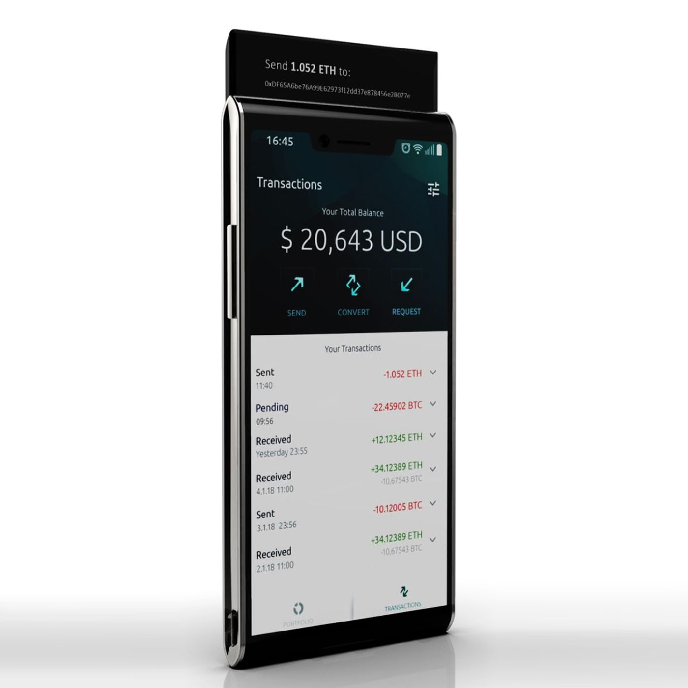 Bitcoin, Main Stablecoin Wallets Added to Samsung Galaxy S10 1