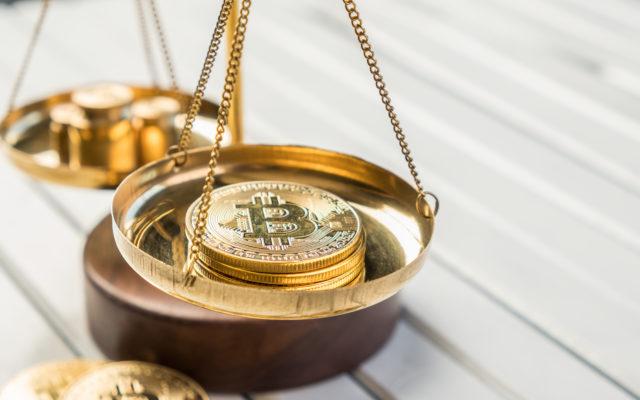 Bitcoin scale