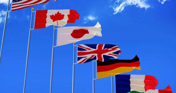 Bitcoin G7 nations