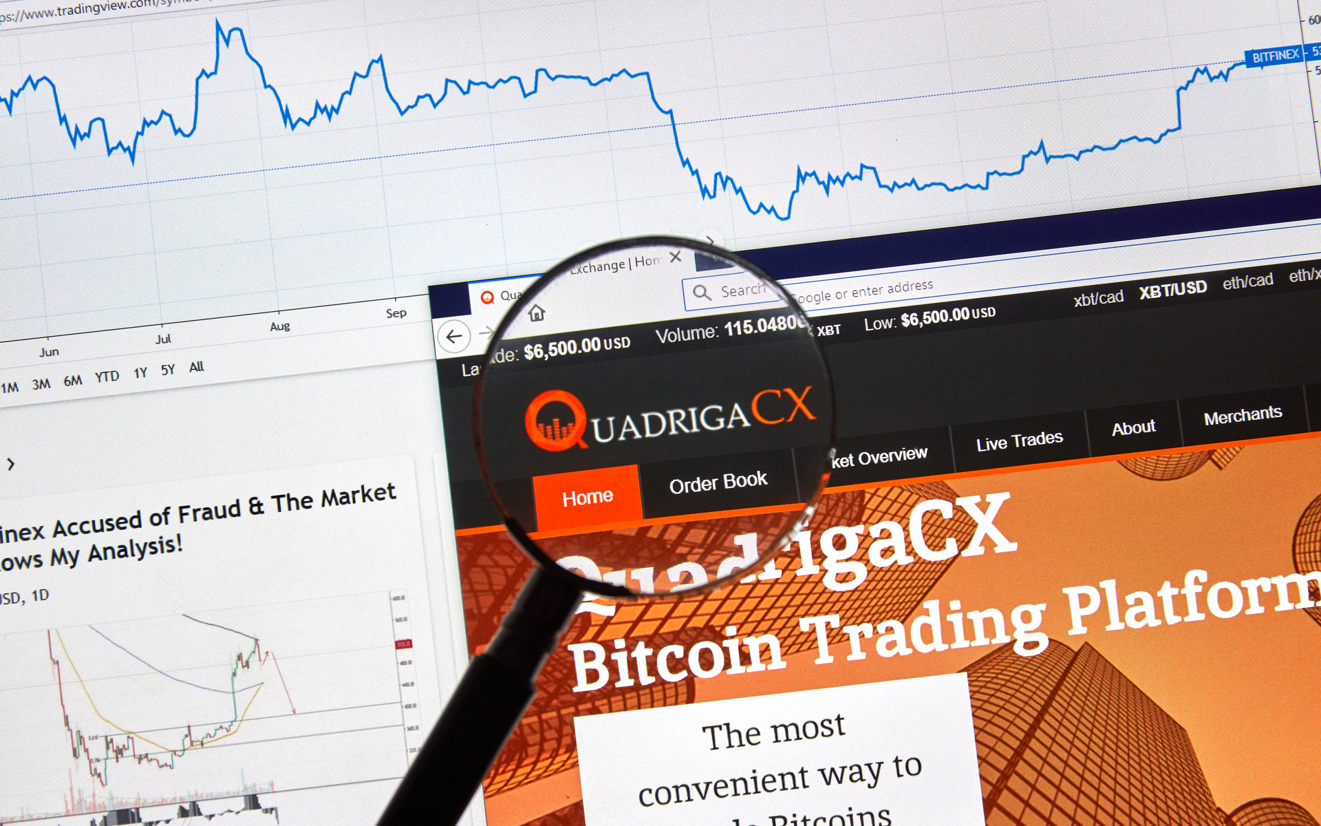 quadrigacx cryptocurrency exchange