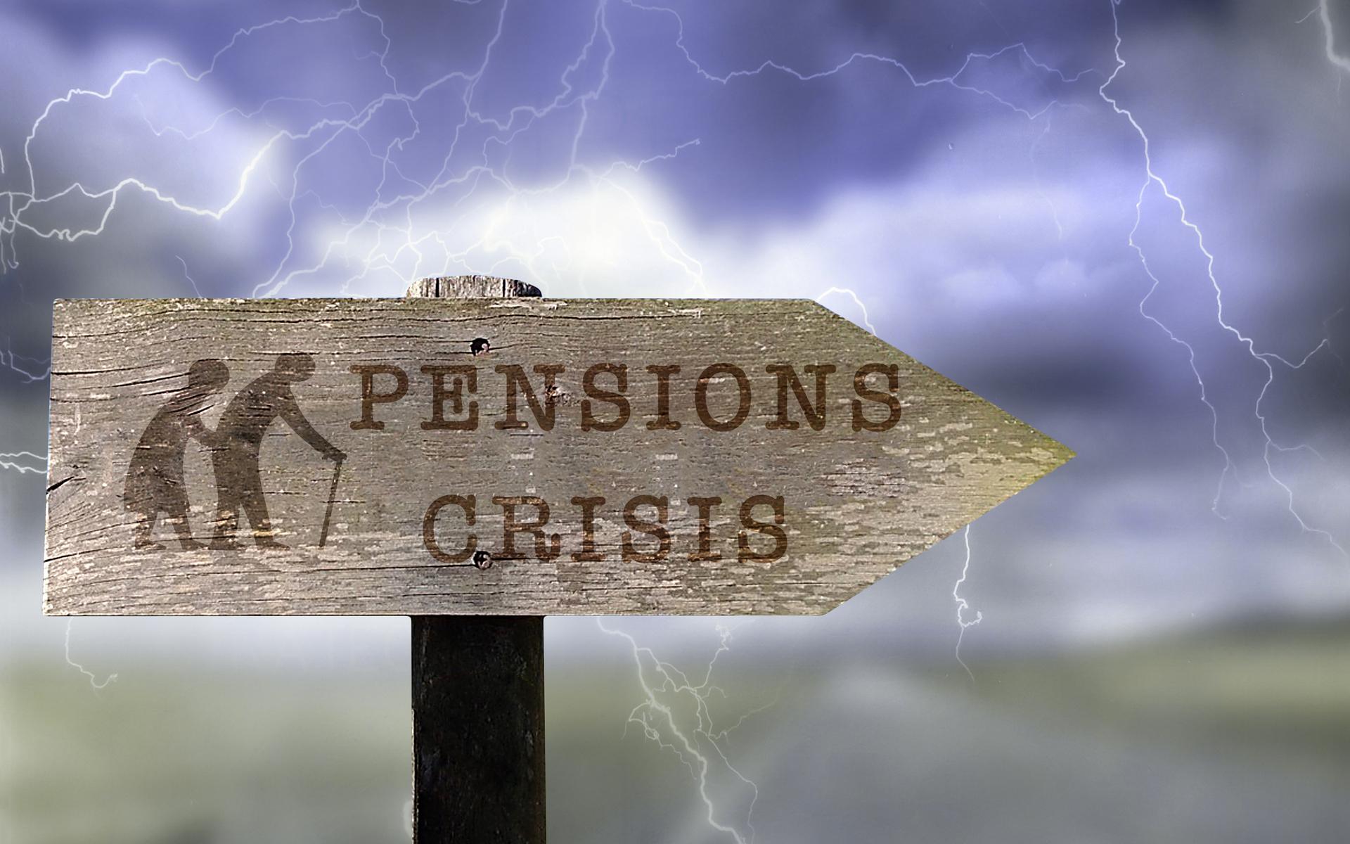 Bitcoin pension