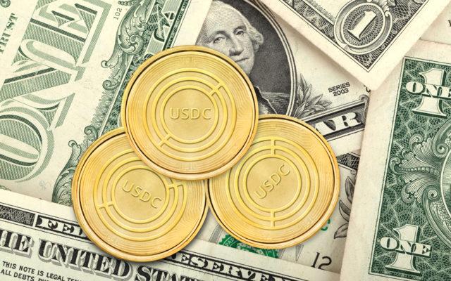 USDC stablecoin coinbase