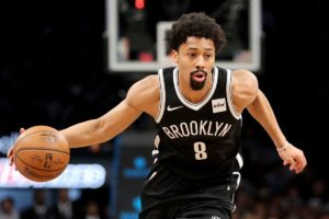 NBA Spencer Dinwiddie