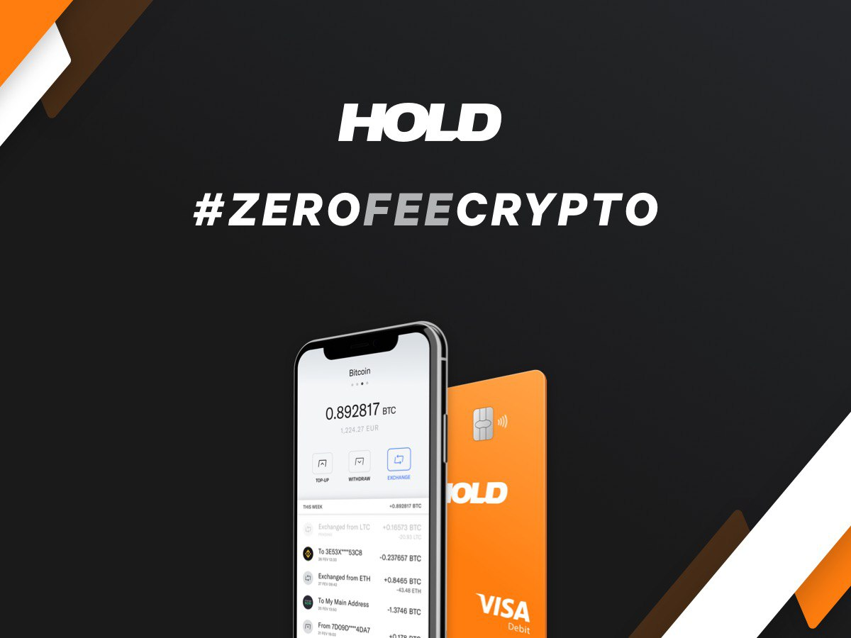 HOLD cryptocurrency exchange