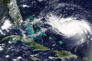 binance charity hurricane dorian