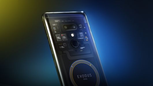 HTC Bitcoin Cold Wallet cum Cryptophone