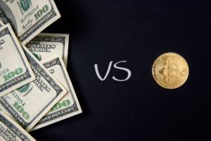 bitcoin vs bank money