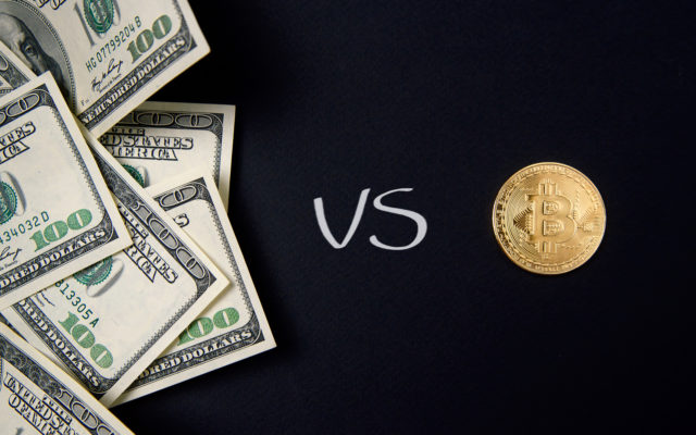 bitcoin vs bank money