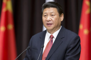 china president xi blockchain crypto