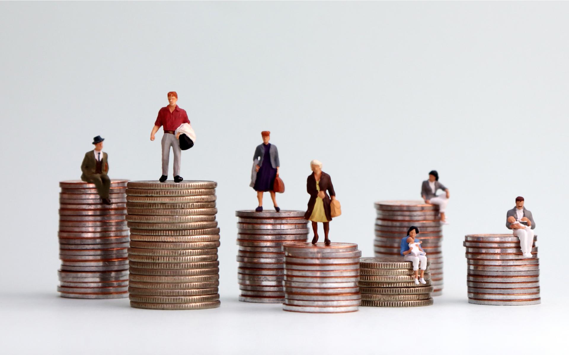 ERC-20 token inequality