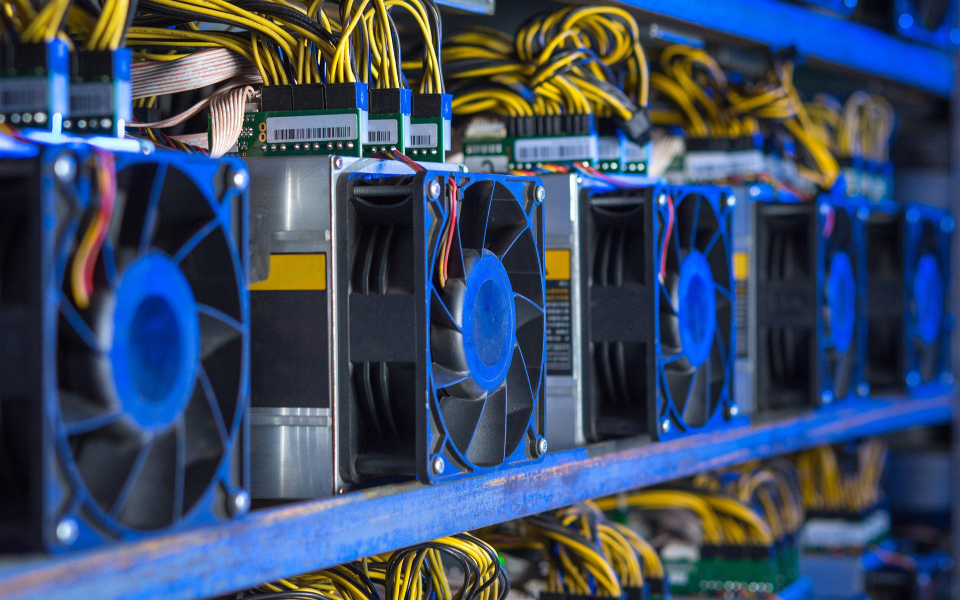 argo blockchain crypto mining