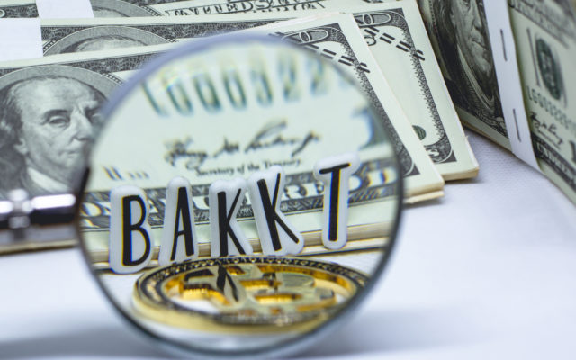 bakkt bitcoin futures new record