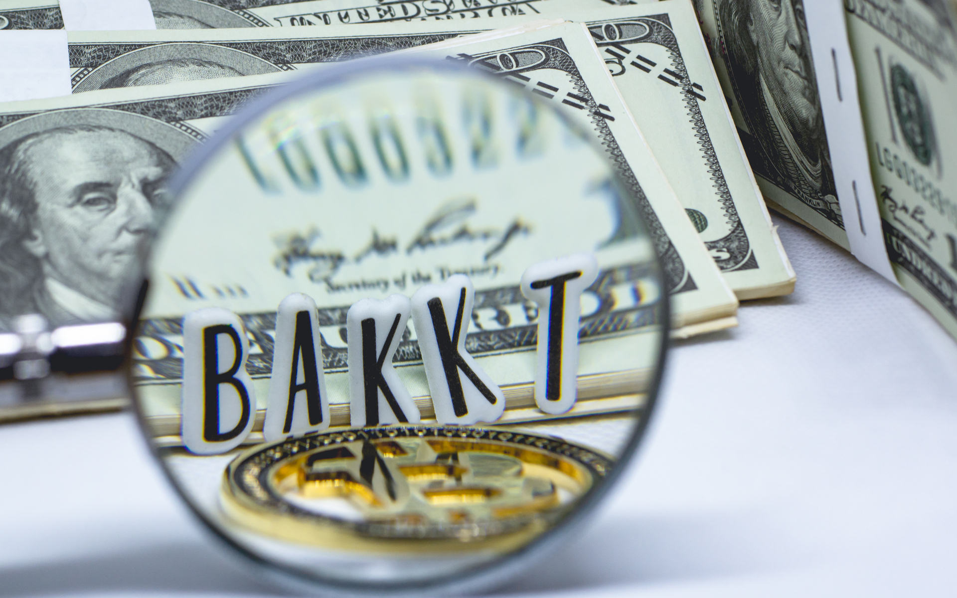 bakkt bitcoin futures new record