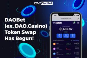DAObet DAO casino
