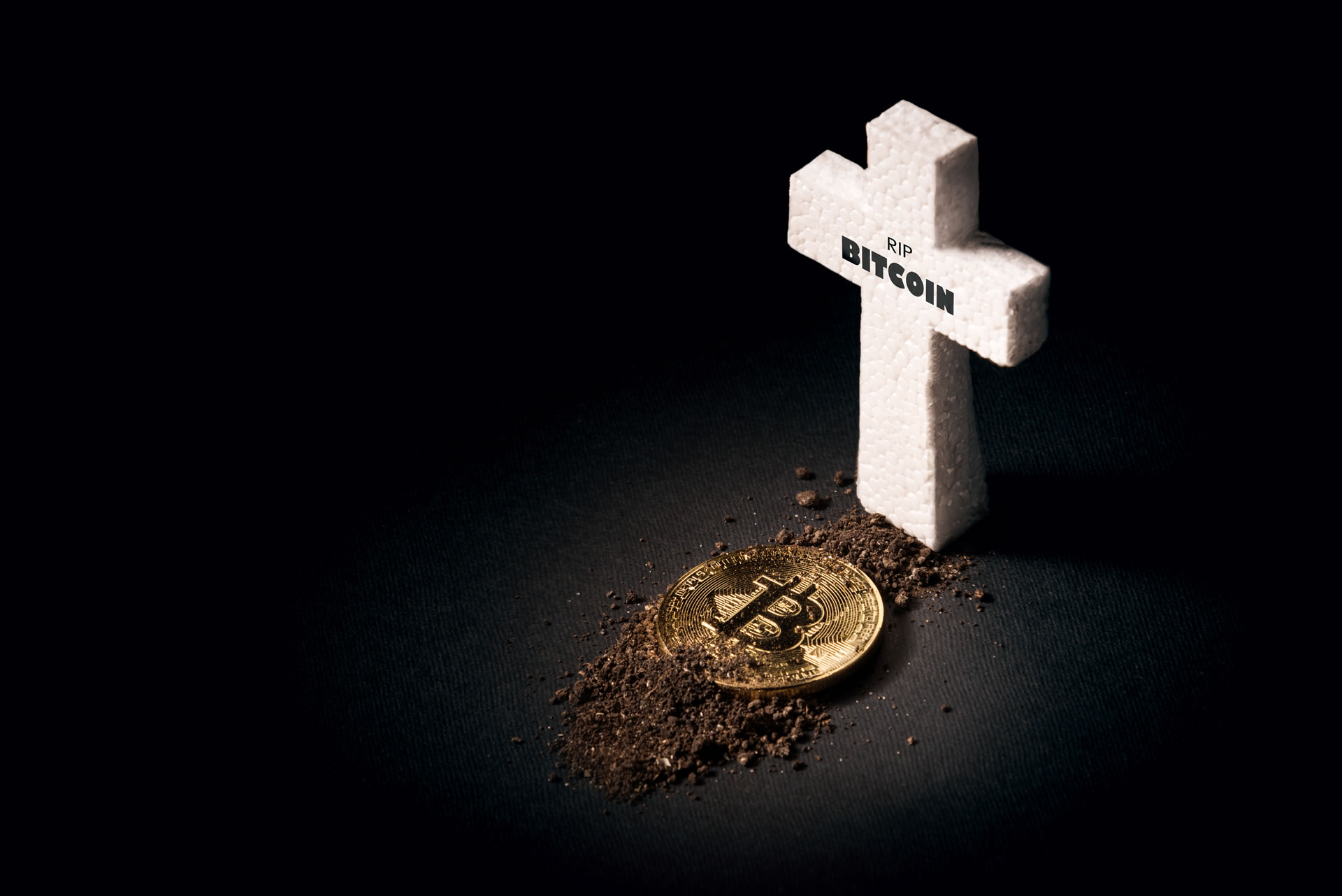 bitcoin death