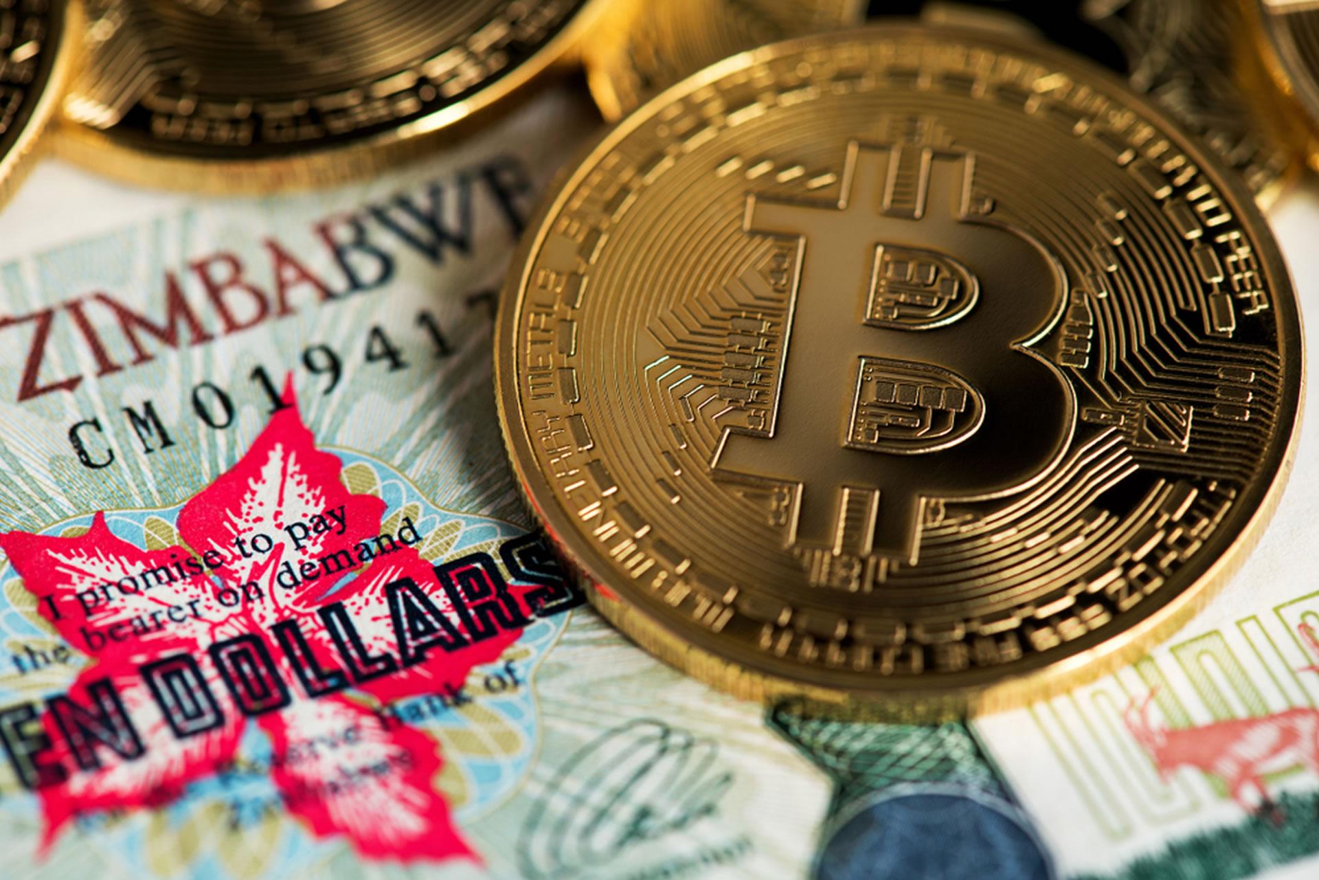 bitcoin zimbabwe