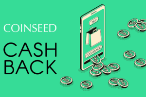 coinseed crypto cashback