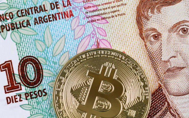 Bitcoin Price Hits $11.6K on Argentinian Crypto Exchange
