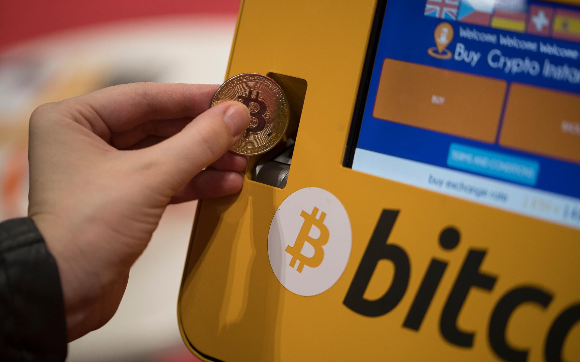 IRS Investigates Crypto ATMs and Kiosks