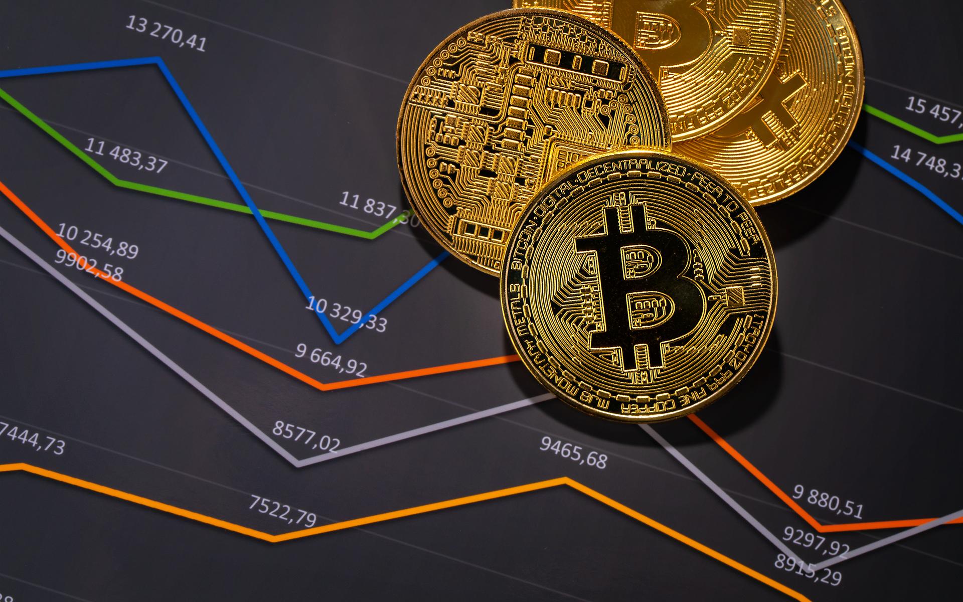 Bitcoin price shows correlation to global economic crisis