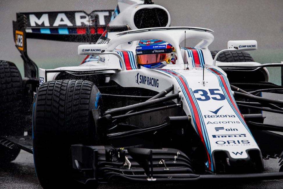 foin formula1 racing