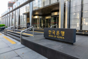 south korea central bank crypto