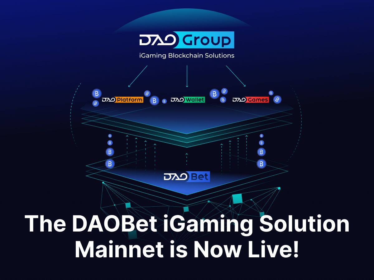 daobet igaming solution