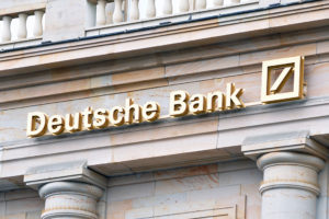 Deutsche Bank central bank cryptocurrency