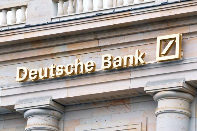 Deutsche Bank central bank cryptocurrency