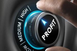 crypto exchange profits